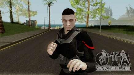 Skin GTA V Online 6 for GTA San Andreas