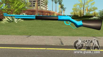 Cuntgun Blue for GTA San Andreas