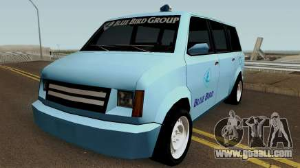 Moonbeam Taxi for GTA San Andreas