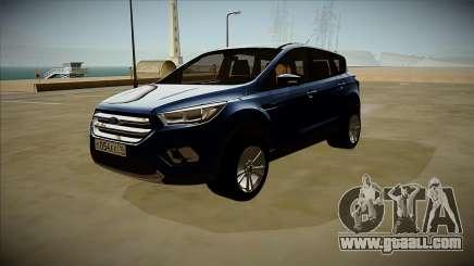 Ford Kuga 2016 for GTA San Andreas