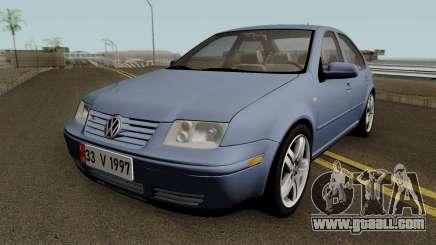 Volkswagen Bora V6 Racing Gaming TR for GTA San Andreas