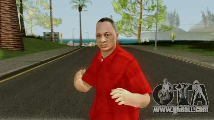 Diodado Cabello for GTA San Andreas