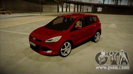 Ford Kuga 2013 for GTA San Andreas