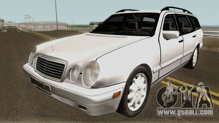 Mercedes-Benz W210 E320 Station Wagon TR for GTA San Andreas