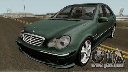 Mercedes-Benz C-Klasse W203 C32 (US-Spec) for GTA San Andreas
