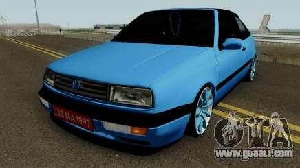 Volkswagen Golf Cabrio TR for GTA San Andreas