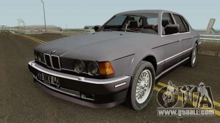 BMW 735IL Racing Gaming for GTA San Andreas