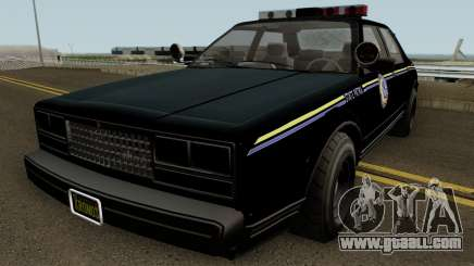 Police Roadcruiser GTA 5 for GTA San Andreas