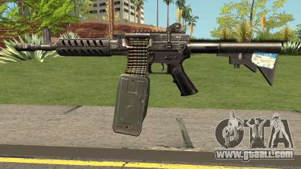 Ares Shrike 5.56 LMG for GTA San Andreas