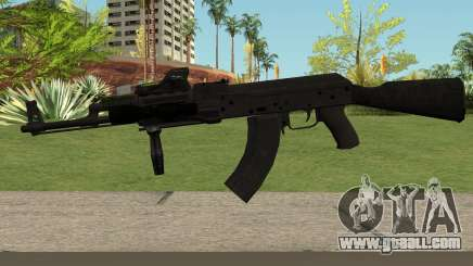 AK47-A1 GTA 5 for GTA San Andreas