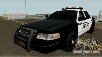 Ford Crown Victoria Police 2003 HQ for GTA San Andreas