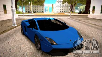 Lamborghini Gallardo Sport for GTA San Andreas