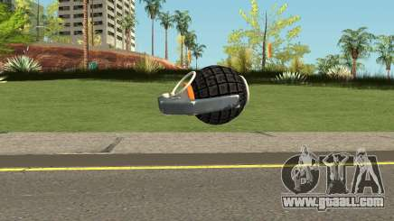 Grenade from Fortnite for GTA San Andreas