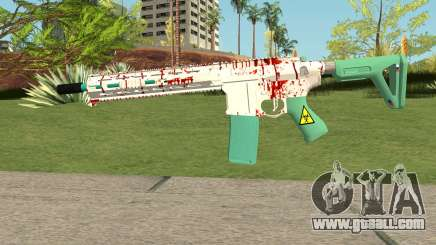 Carbine Mk.2 (Biohazard) GTA V for GTA San Andreas