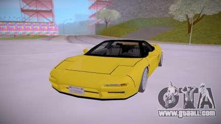 Honda NSX Coupe for GTA San Andreas