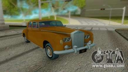 Rolls Royce Silver Cloud III VIP for GTA San Andreas