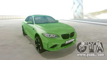 BMW M2 Stock for GTA San Andreas