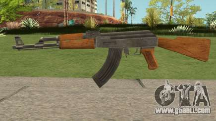 New AK47 HQ for GTA San Andreas