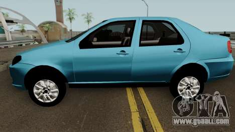 Fiat Siena 1.4 Fire for GTA San Andreas