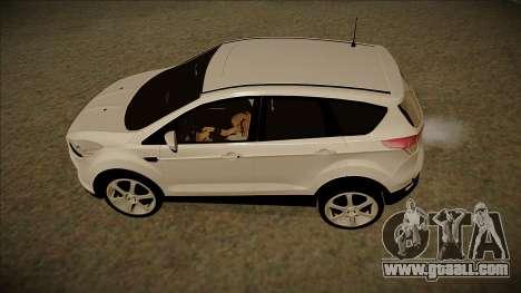Ford Kuga 2013 V2 for GTA San Andreas
