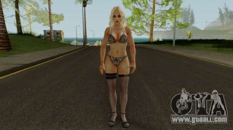 Pai Chan Bikini for GTA San Andreas