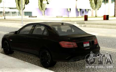 Mercedes-Benz E63 W212 PP Performance for GTA San Andreas