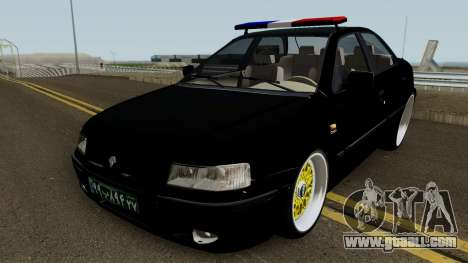 IKCO Samand Police LX for GTA San Andreas