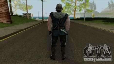 Kold War Sub-Zero MKXM for GTA San Andreas third screenshot