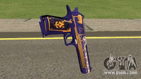 Desert Eagle From Zula for GTA San Andreas