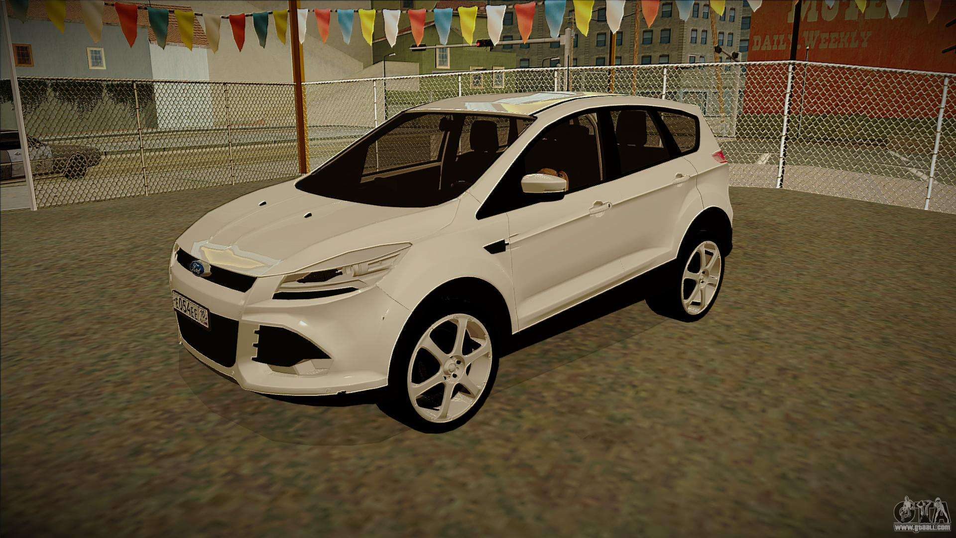 ford kuga 2013 v2 for gta san andreas. Black Bedroom Furniture Sets. Home Design Ideas