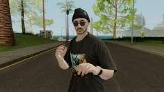 Skin Random 101 (Outfit Random) for GTA San Andreas