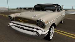 Chevrolet Bel Air Sports Coupe 1957 for GTA San Andreas