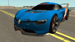 Renault Alpine A110-50 for GTA San Andreas