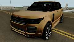Range Rover Mansory Autobiography LWB for GTA San Andreas