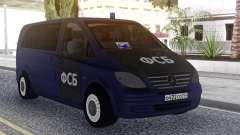 Mercedes Benz Vito FSB for GTA San Andreas