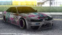 Nissan 200SX S14 for GTA San Andreas