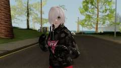 Luna Casual Style v2 for GTA San Andreas