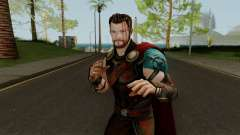 Thor Ragnarok Retextured for GTA San Andreas