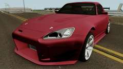 Honda S2000 AP1 Js Racing for GTA San Andreas