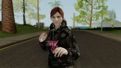 After Hours DLC Female for GTA San Andreas