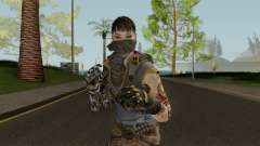 Call of Duty Black Ops 3 : Seraph Specialist for GTA San Andreas