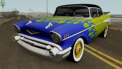 Chevrolet Bel Air Sports Hotrod 1957 for GTA San Andreas