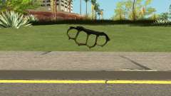 Brass Knuckles HQ (With HD Original Icon) for GTA San Andreas