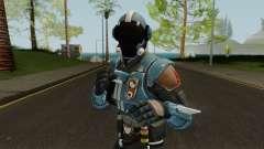 Fortnite Meteorman for GTA San Andreas
