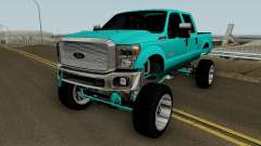 Ford F-250 Cencal Truck for GTA San Andreas