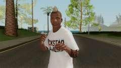 Franklin GTA V New Hairstyle for GTA San Andreas