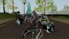 Transformers TLK Mohawk for GTA San Andreas
