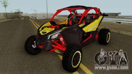 Can-Am Maverick X3 for GTA San Andreas