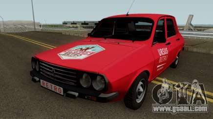 Dacia 1310 TX Ursus Retro 1984 for GTA San Andreas