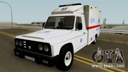ARO 242 - Ambulanta 1996 for GTA San Andreas